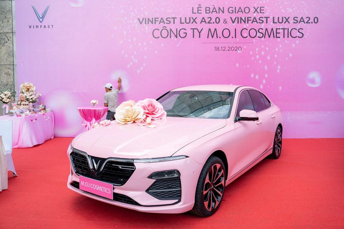Ho Ngoc Ha chi hon 3 ty tau du bo suu tap xe VinFast-Hinh-6