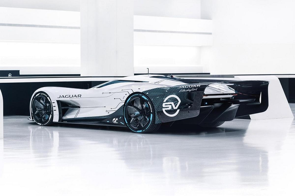 Jaguar Vision Gran Turismo SV - Xe dua the gioi ao 1.877 ma luc-Hinh-6