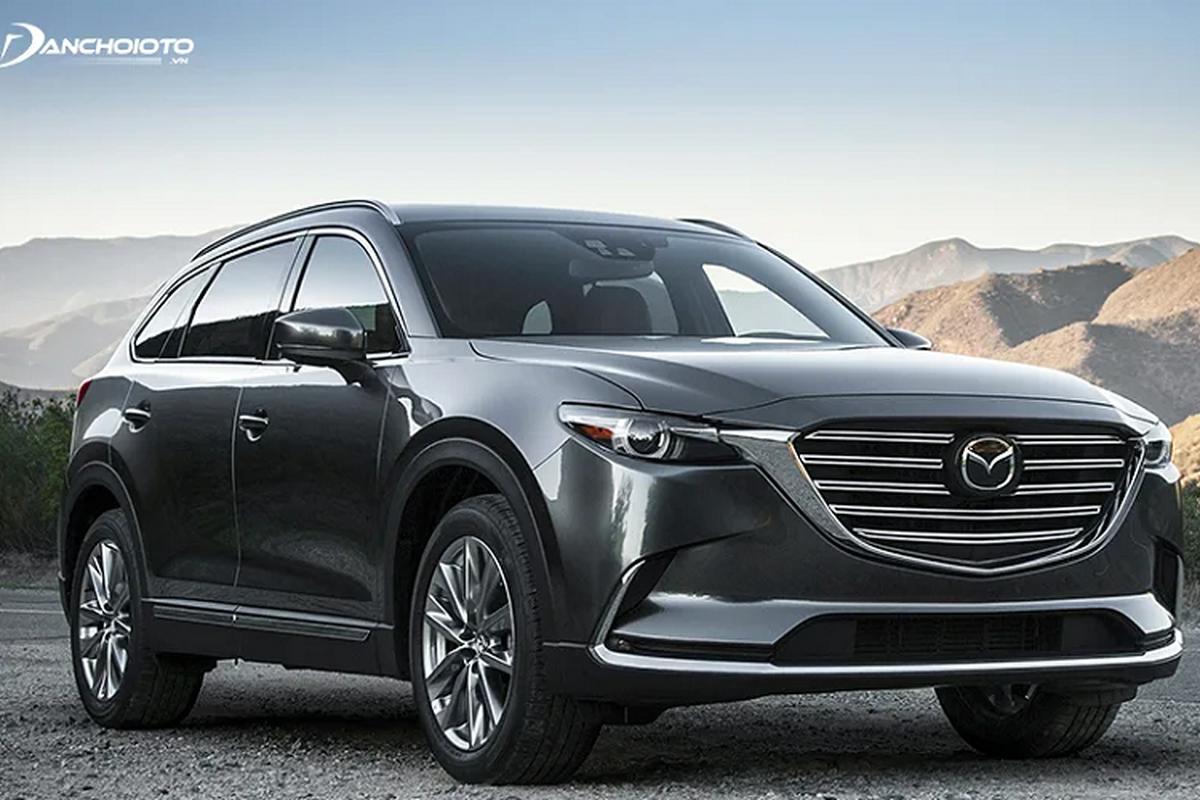 Mazda CX-9 2021 moi phien ban thuong gia tu 55.186 USD-Hinh-5