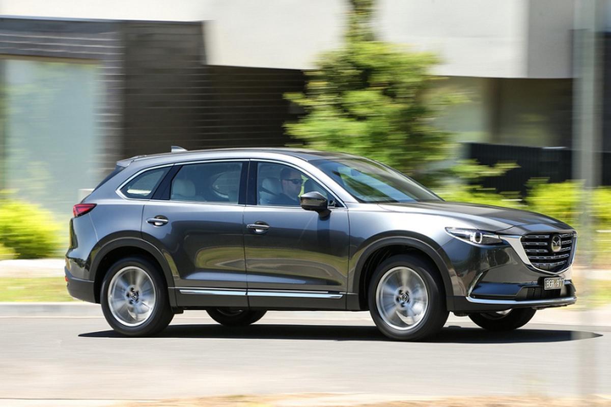 Mazda CX-9 2021 moi phien ban thuong gia tu 55.186 USD