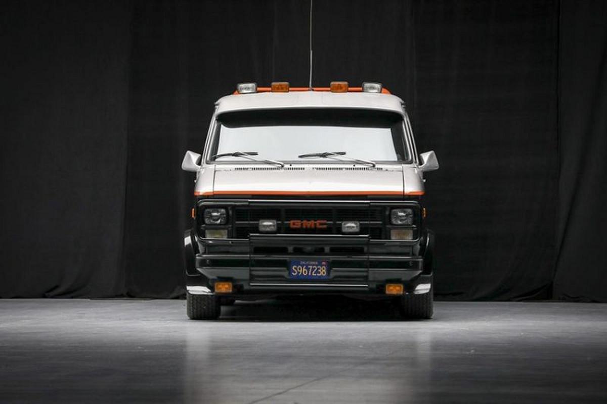 Chevrolet G-Series, chiec van thu vi va noi tieng nhat the gioi-Hinh-3
