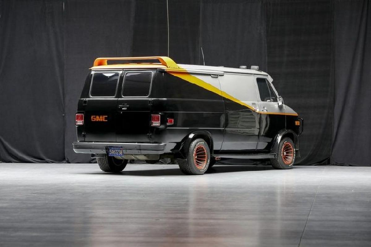 Chevrolet G-Series, chiec van thu vi va noi tieng nhat the gioi-Hinh-5