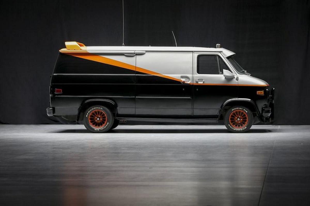 Chevrolet G-Series, chiec van thu vi va noi tieng nhat the gioi-Hinh-6