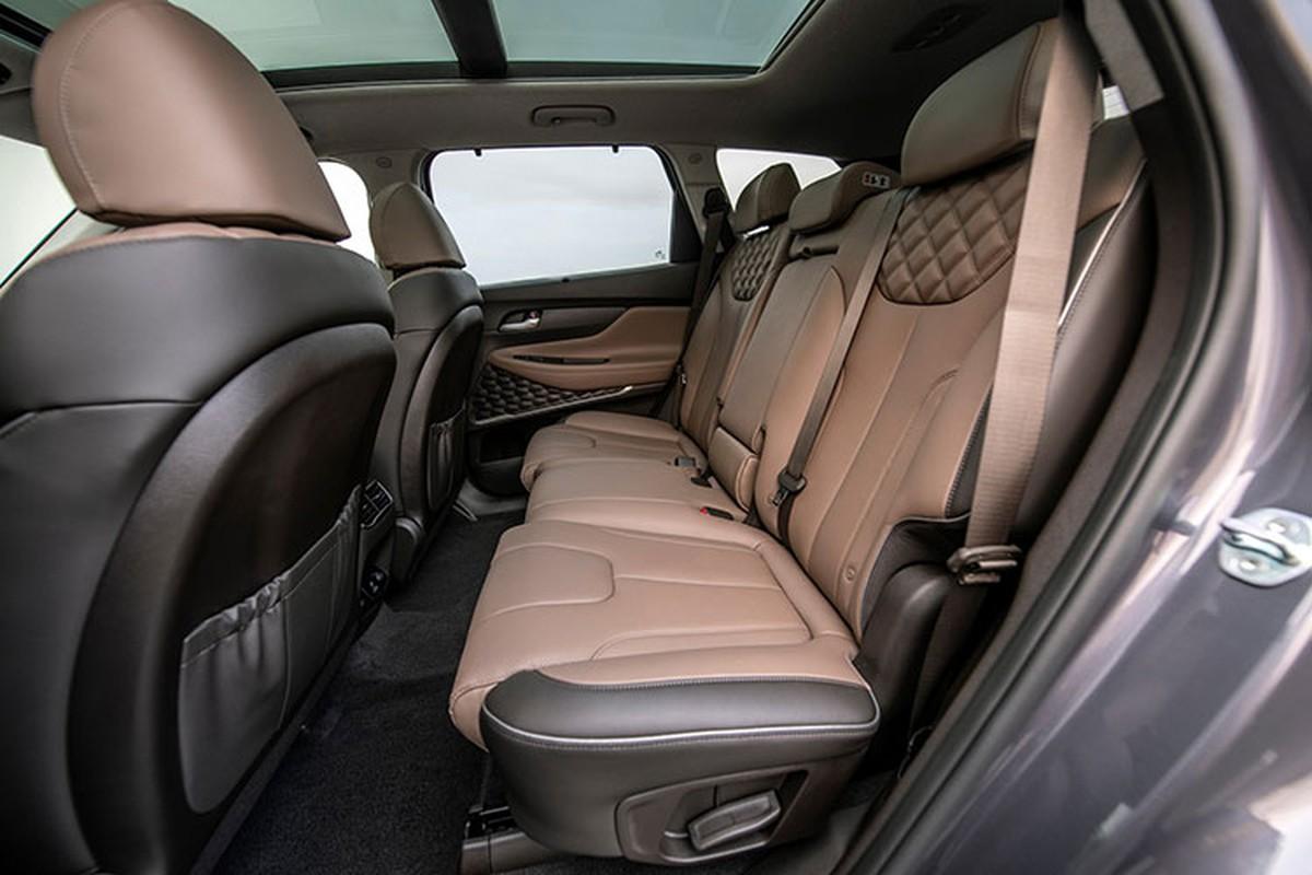 Hyundai SantaFe 2021 lan dau lan banh tai Viet Nam-Hinh-8