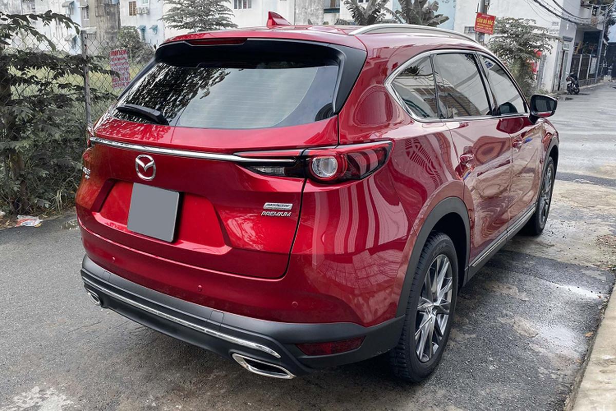 """Lan banh 2.000km, chu xe Mazda CX-8 ban """"lo"""" gan 300 trieu dong-Hinh-2"""