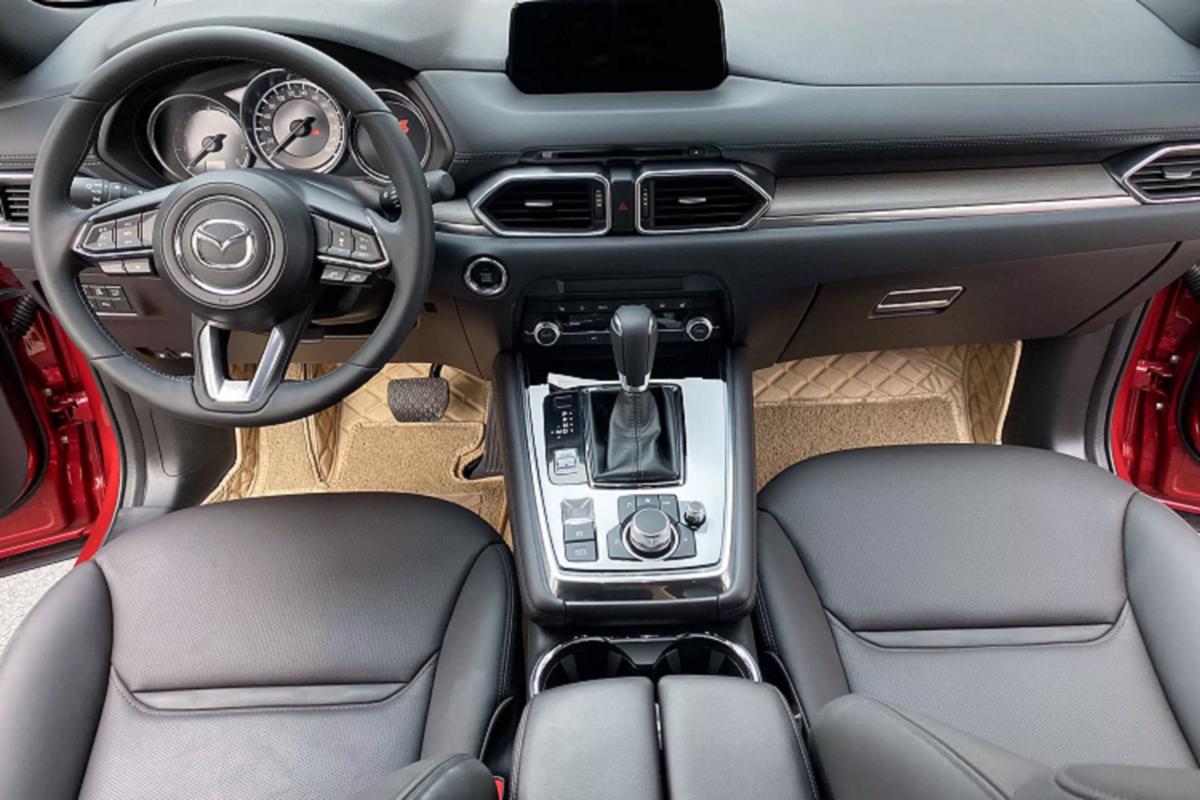 """Lan banh 2.000km, chu xe Mazda CX-8 ban """"lo"""" gan 300 trieu dong-Hinh-3"""