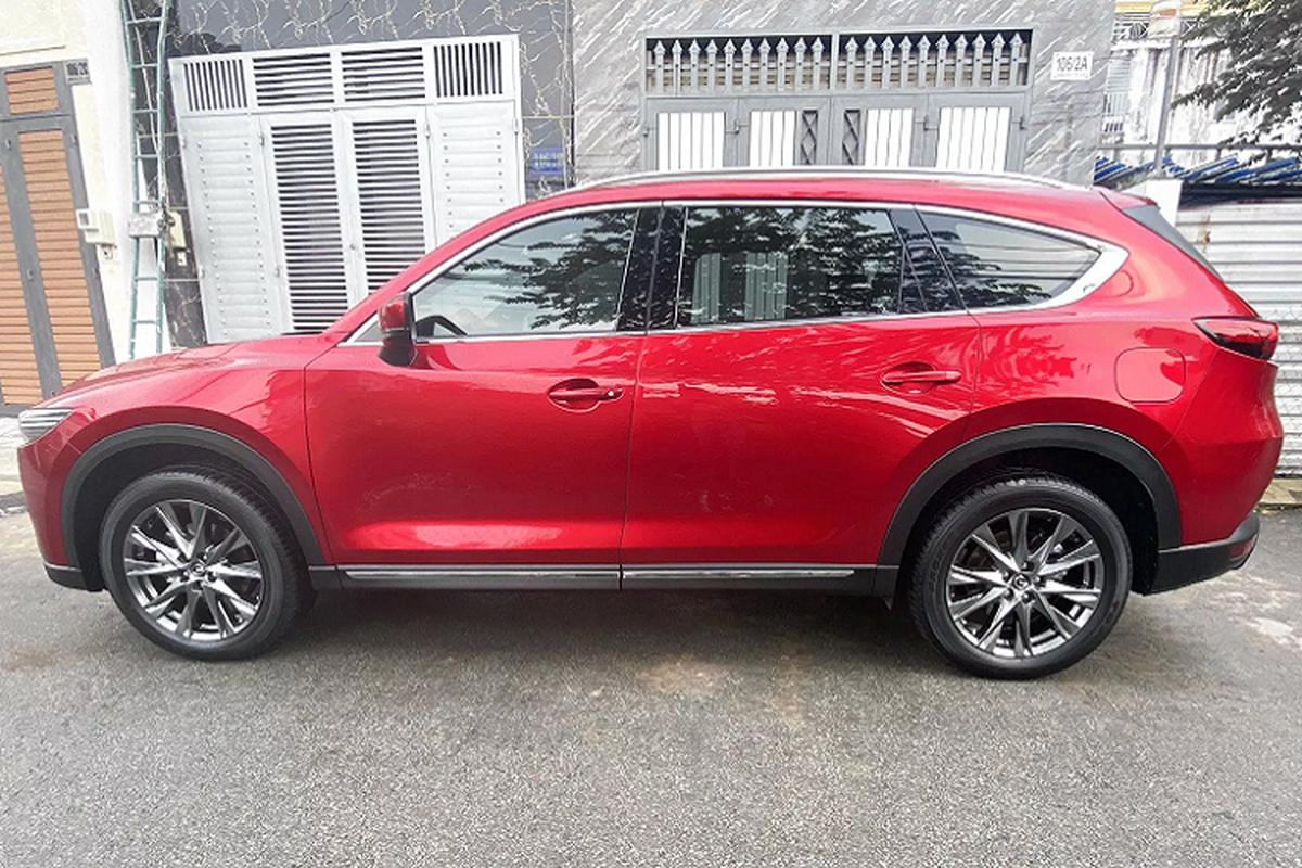 """Lan banh 2.000km, chu xe Mazda CX-8 ban """"lo"""" gan 300 trieu dong-Hinh-8"""