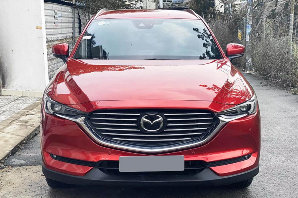 """Lan banh 2.000km, chu xe Mazda CX-8 ban """"lo"""" gan 300 trieu dong-Hinh-9"""