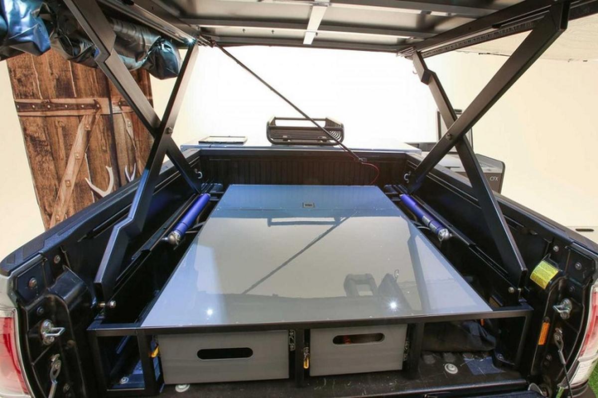 TRD Sport Trailer - Xe mooc cam trai cua Toyota Tacoma-Hinh-5