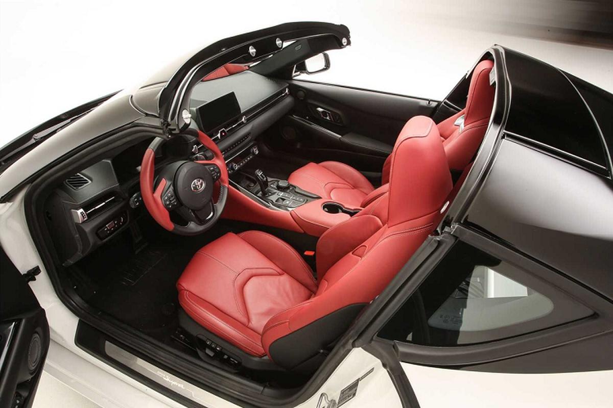 Toyota GR Supra mui tran 2021 moi chinh thuc ra mat-Hinh-5