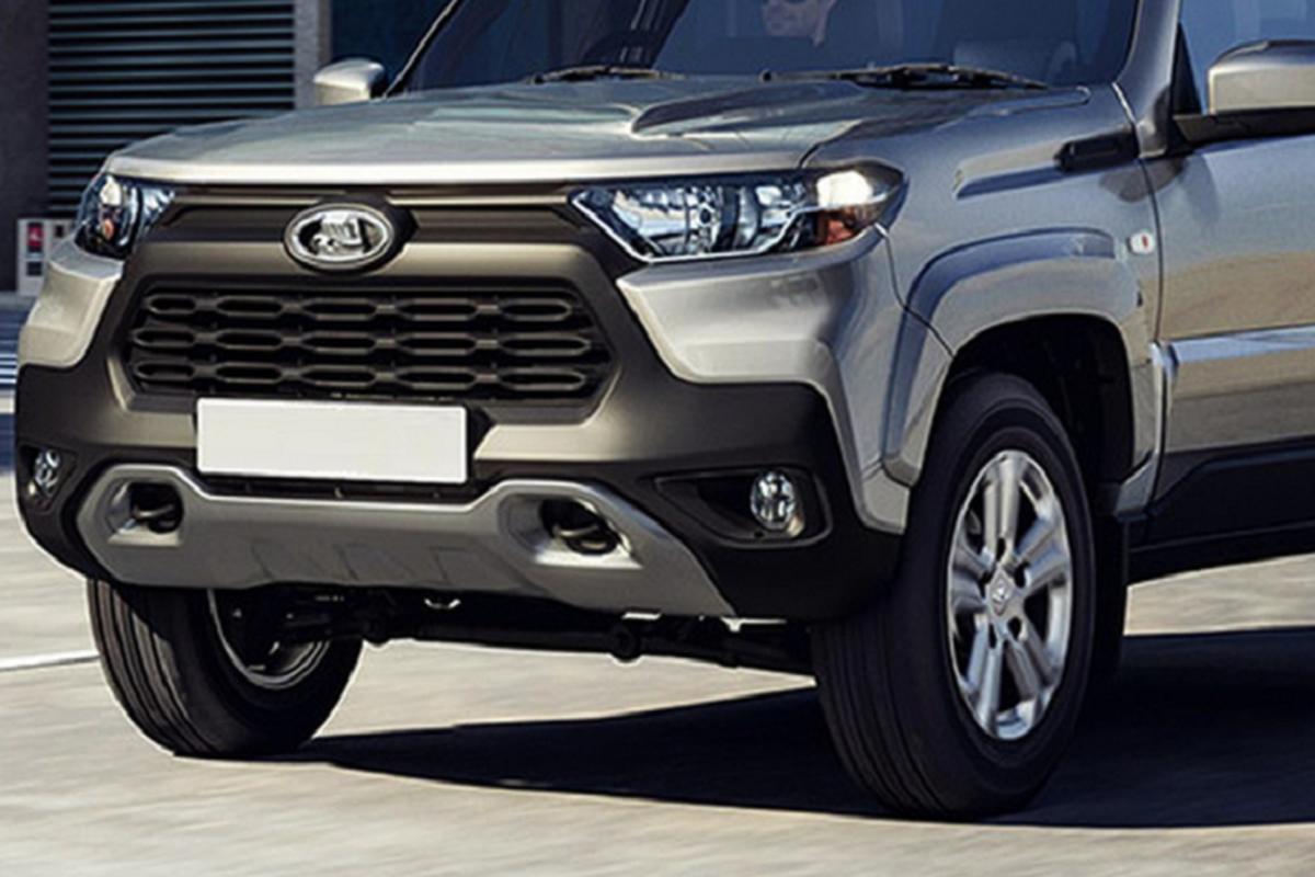 """Ngam """"la gia"""" Lada Niva Travel 2021 sang chanh nhu Toyota RAV4-Hinh-6"""