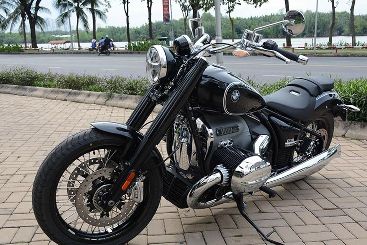 Xe moto BMW R18 First Edition tien ty dau tien ve Viet Nam-Hinh-3