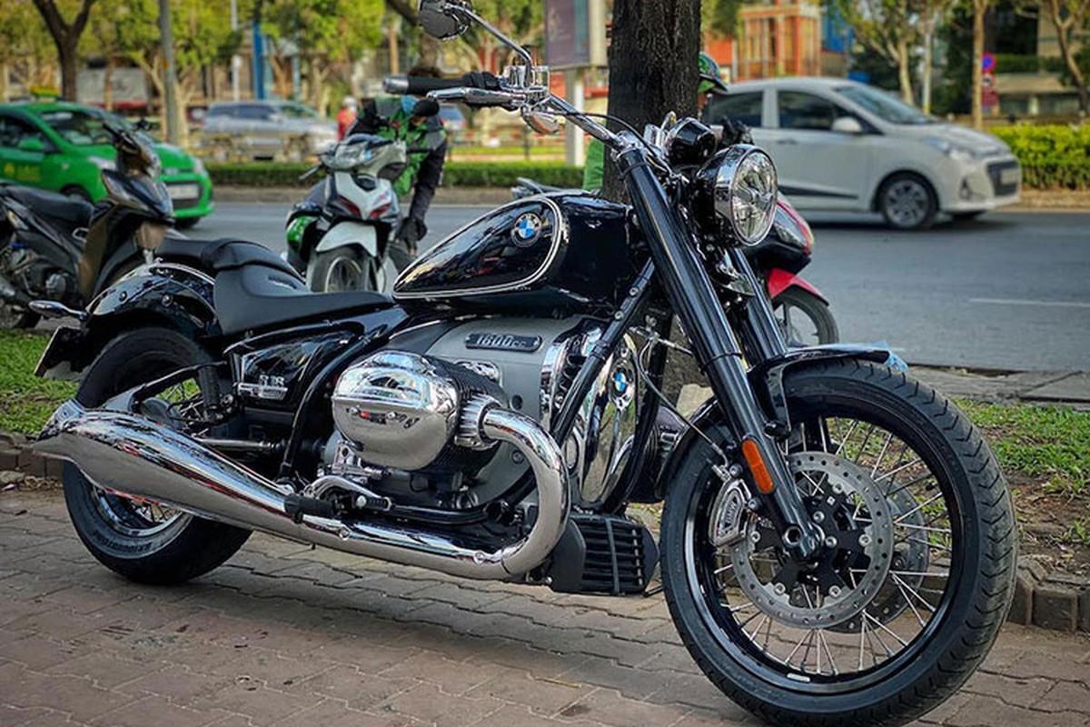 Xe moto BMW R18 First Edition tien ty dau tien ve Viet Nam-Hinh-9