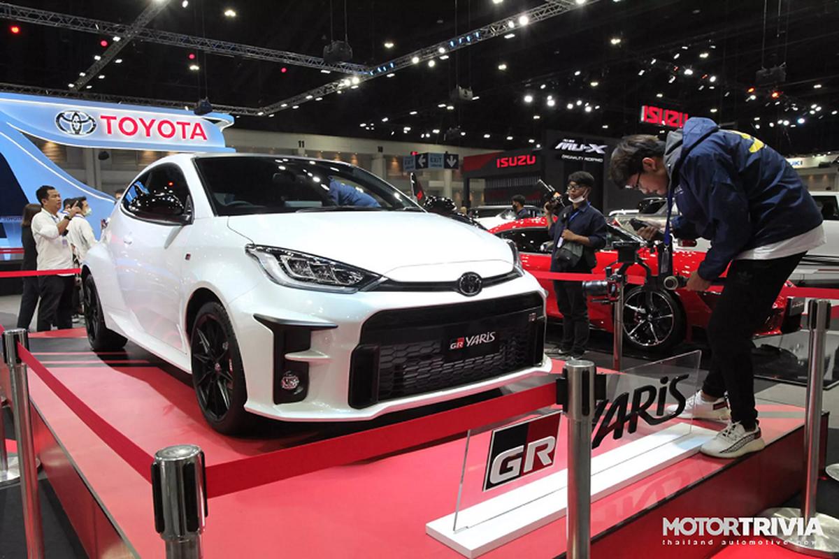 Toyota GR Yaris 2020 hon 2 ty dong tai Thai, co ve Viet Nam?-Hinh-2
