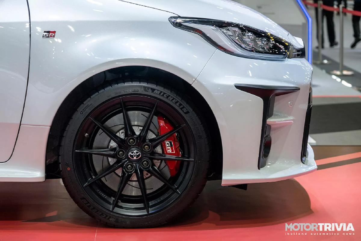 Toyota GR Yaris 2020 hon 2 ty dong tai Thai, co ve Viet Nam?-Hinh-3