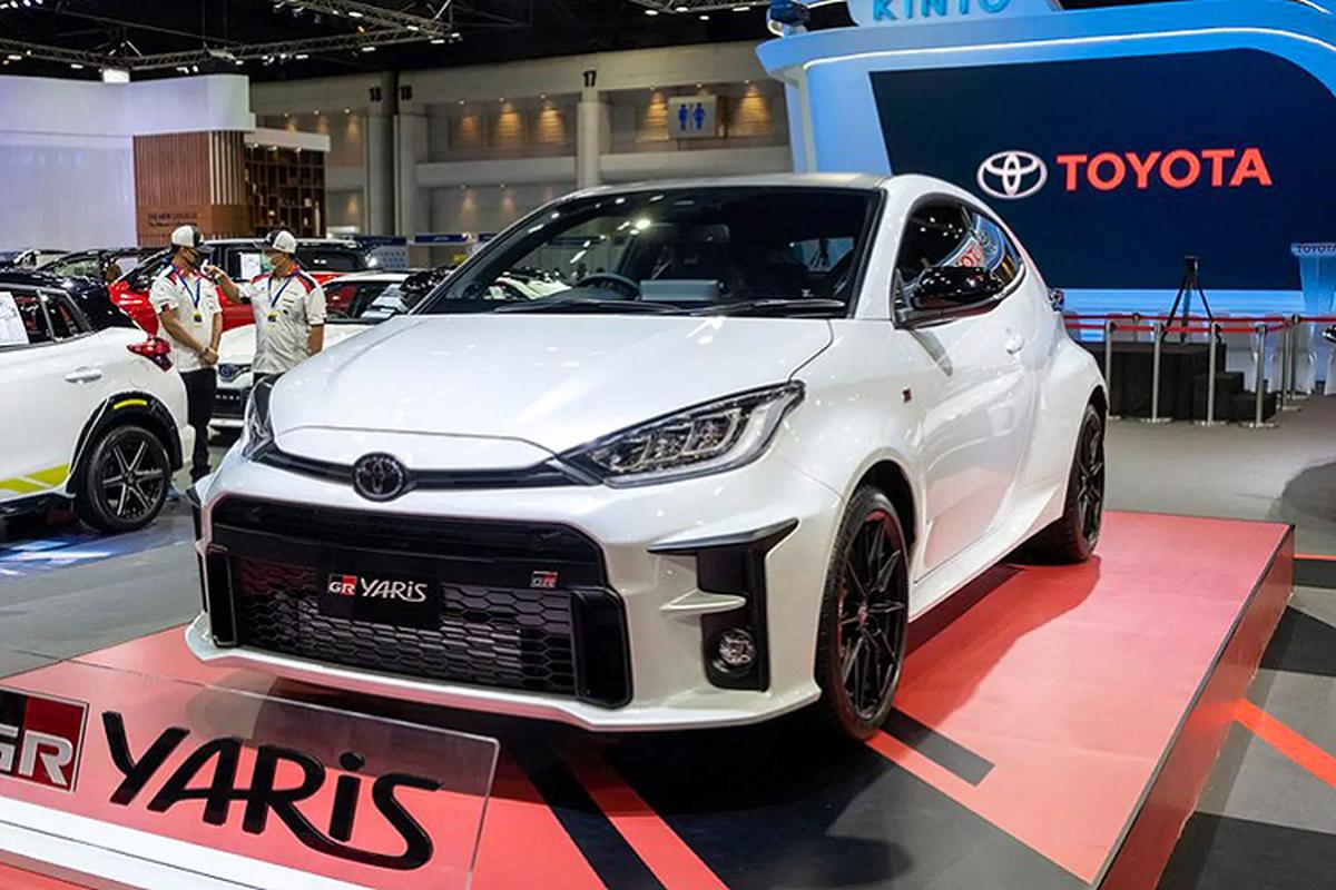 Toyota GR Yaris 2020 hon 2 ty dong tai Thai, co ve Viet Nam?