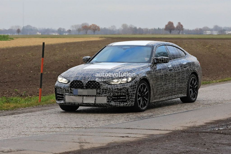BMW 4-Series Gran Coupe 2022 lo dien voi ngoai that gay chu y-Hinh-5