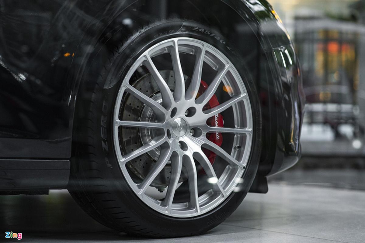 Maserati Ghibli ban dac biet, tien ty doc nhat Viet Nam-Hinh-3