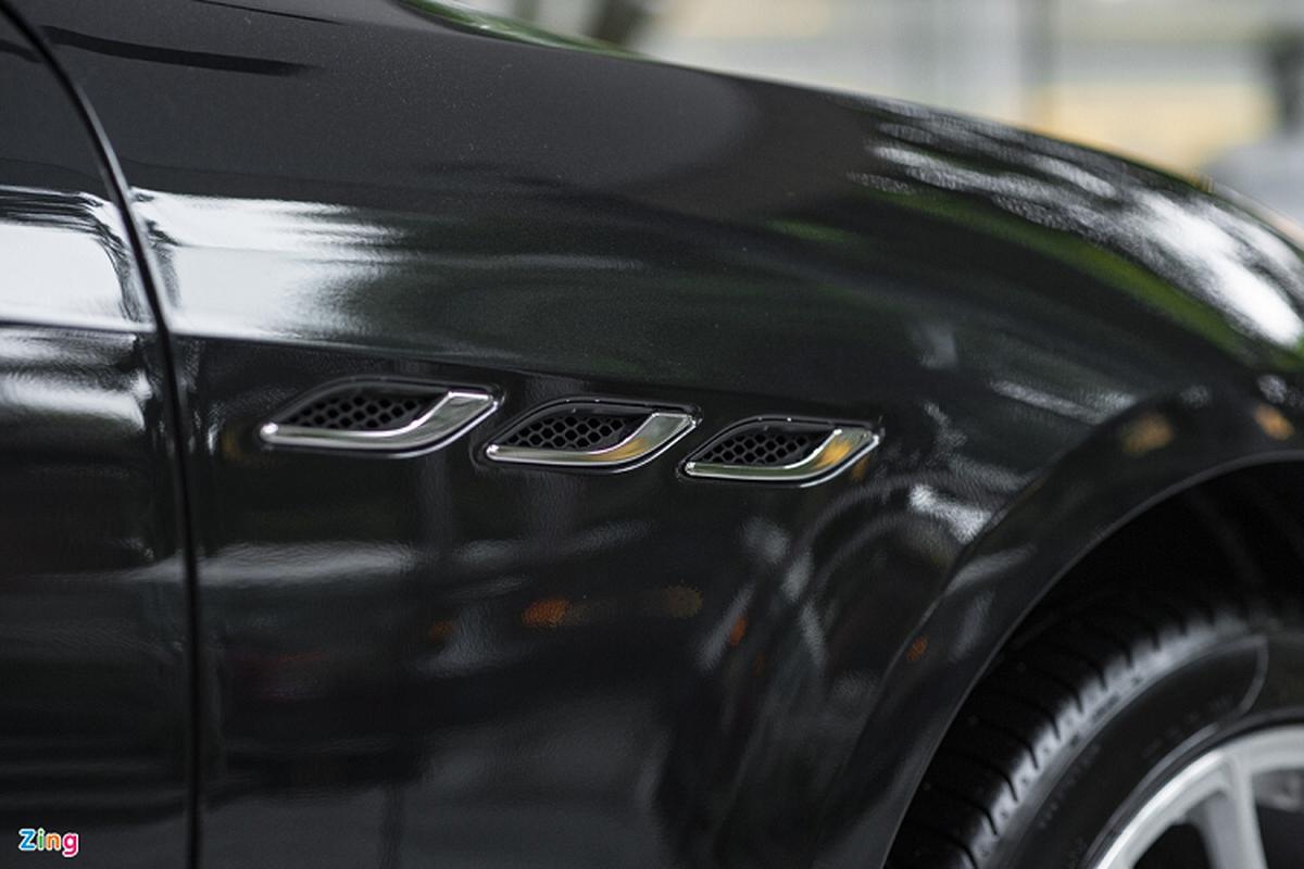 Maserati Ghibli ban dac biet, tien ty doc nhat Viet Nam-Hinh-5