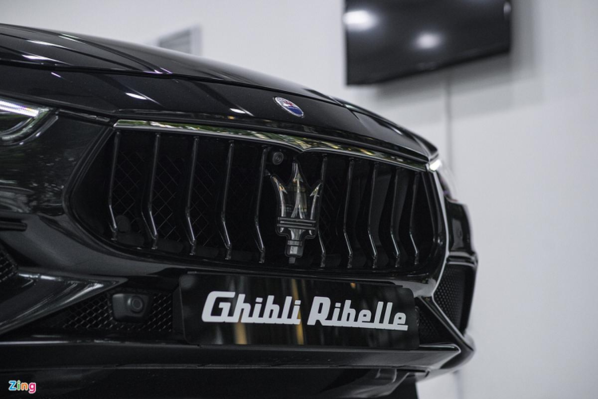 Maserati Ghibli ban dac biet, tien ty doc nhat Viet Nam-Hinh-6