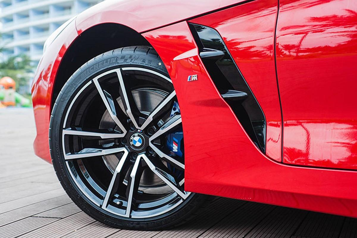 Vo chong ca nuong Kieu Anh tau BMW Z4 2020 hon 3 ty dong-Hinh-4