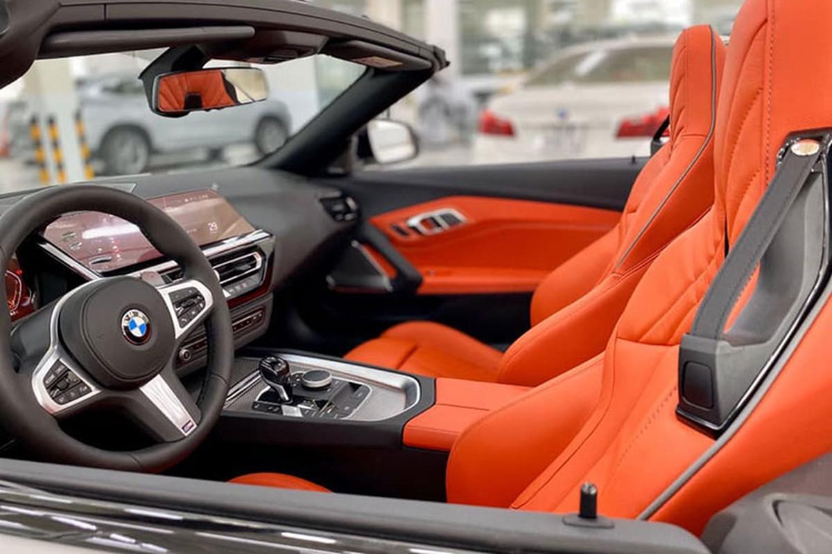 Vo chong ca nuong Kieu Anh tau BMW Z4 2020 hon 3 ty dong-Hinh-5