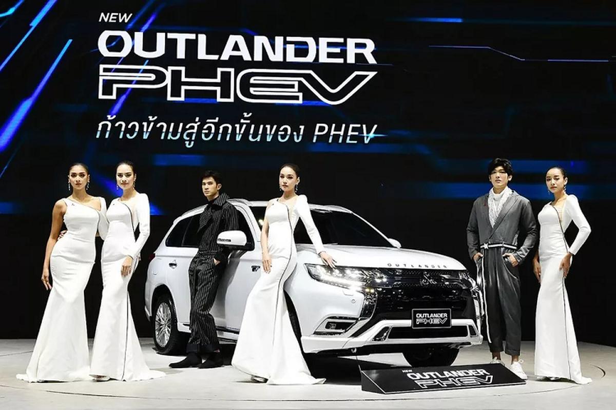 Mitsubishi Outlander PHEV sap ban o Thai Lan, co ve Viet Nam?-Hinh-2