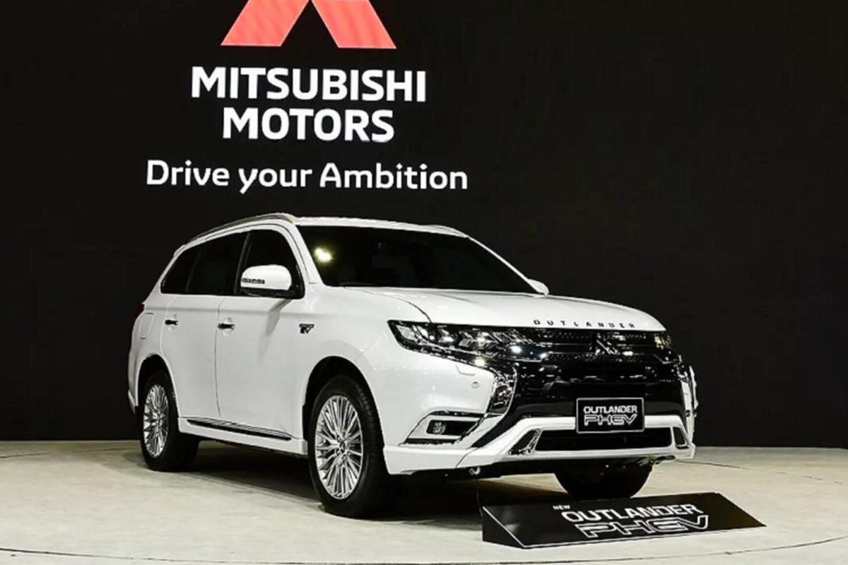 Mitsubishi Outlander PHEV sap ban o Thai Lan, co ve Viet Nam?-Hinh-8