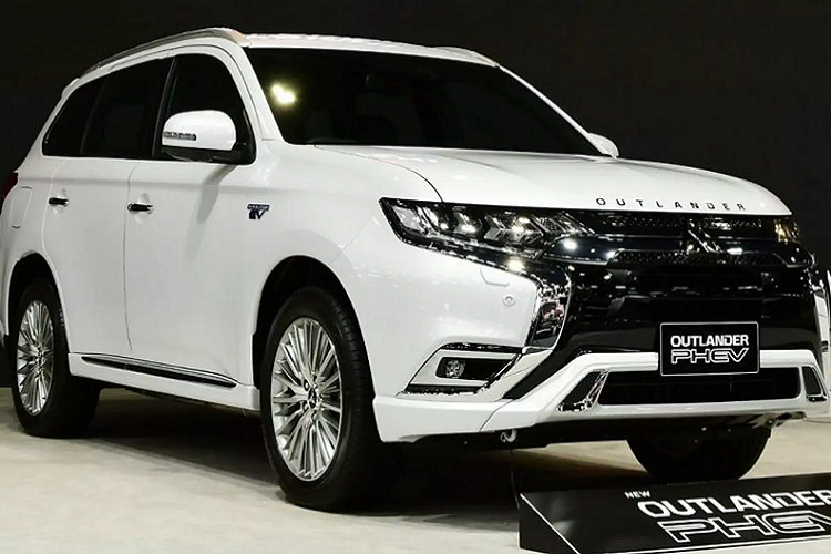 Mitsubishi Outlander PHEV sap ban o Thai Lan, co ve Viet Nam?
