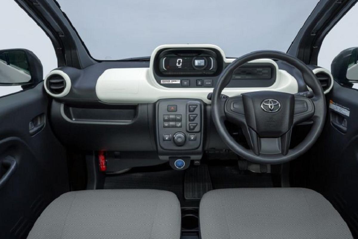 Toyota C+pod dien 2 cho tu 372 trieu dong, dat ngang Kia Morning-Hinh-4