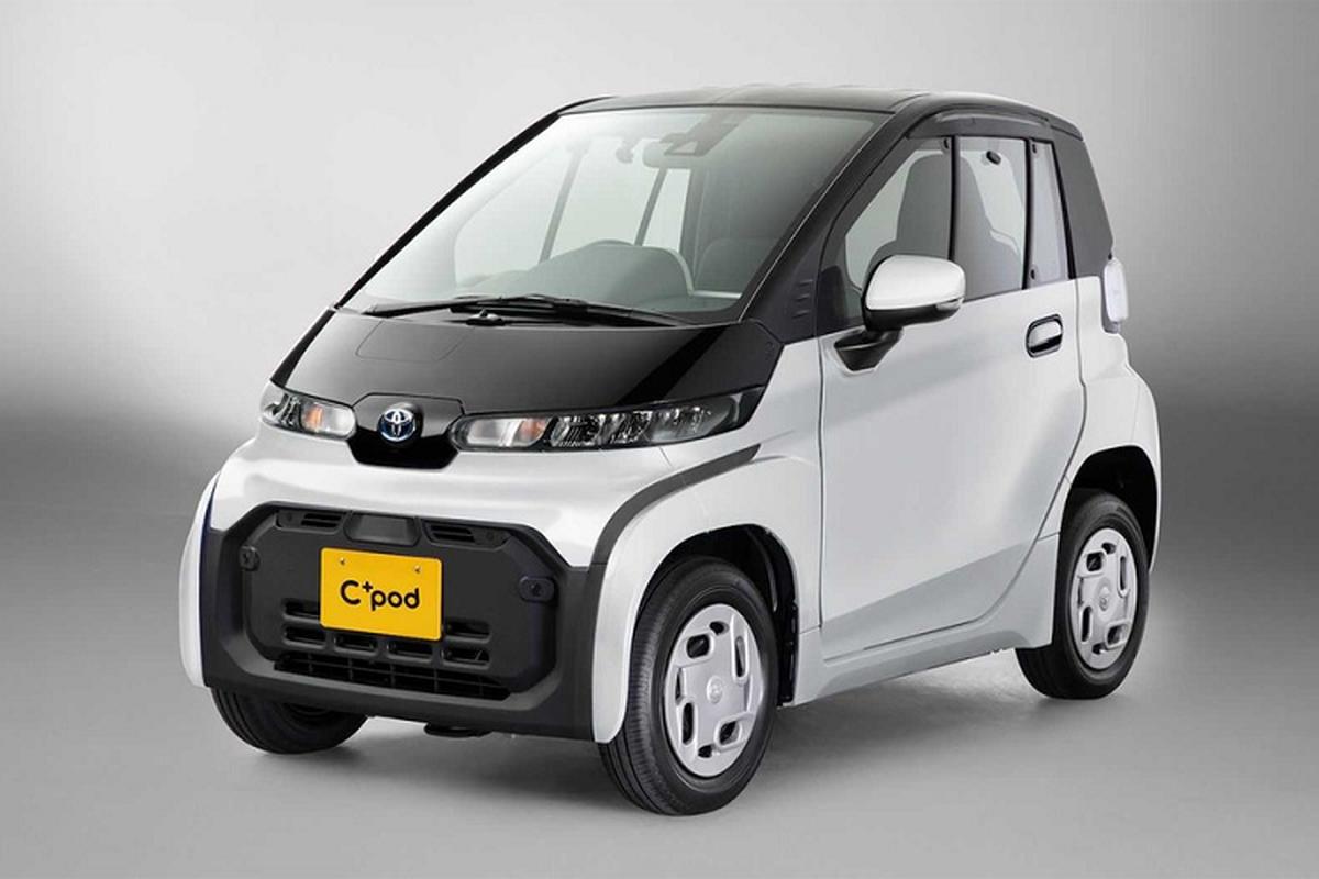 Toyota C+pod dien 2 cho tu 372 trieu dong, dat ngang Kia Morning-Hinh-7