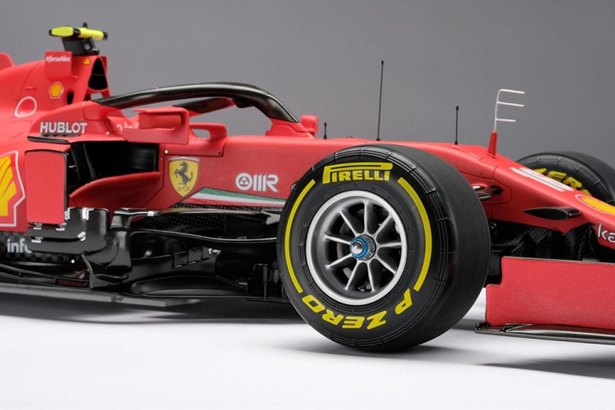 Chiec xe dua Ferrari F1 do choi nay ban ra toi 209 trieu dong-Hinh-3