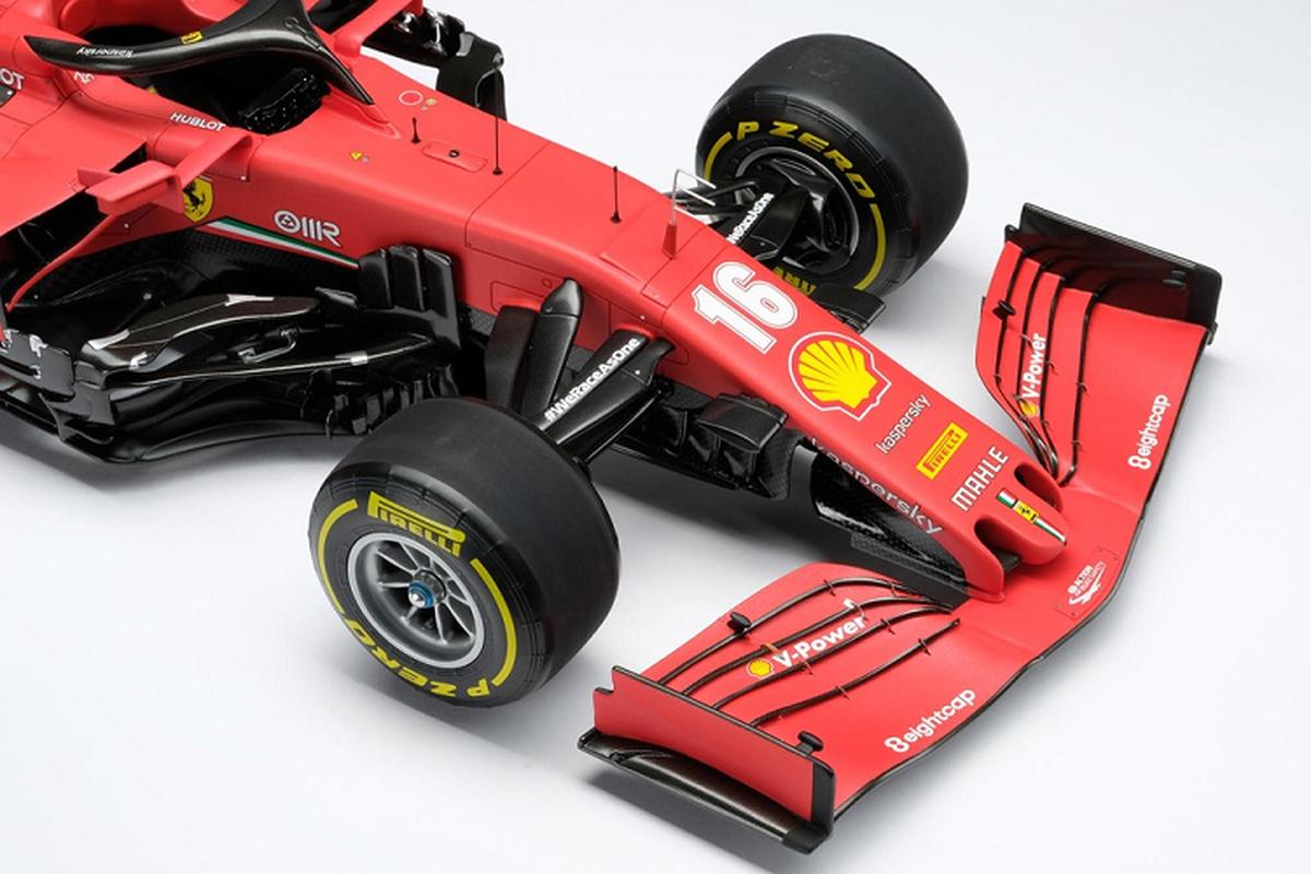 Chiec xe dua Ferrari F1 do choi nay ban ra toi 209 trieu dong-Hinh-4