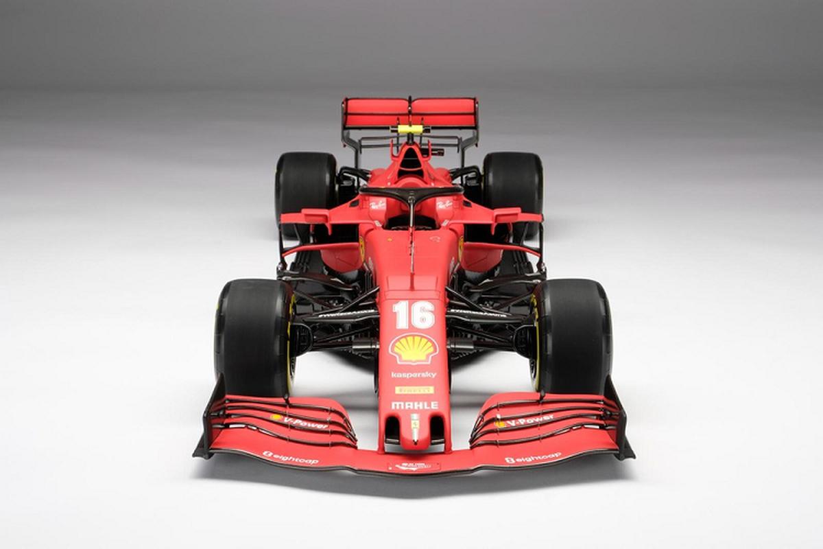 Chiec xe dua Ferrari F1 do choi nay ban ra toi 209 trieu dong-Hinh-5