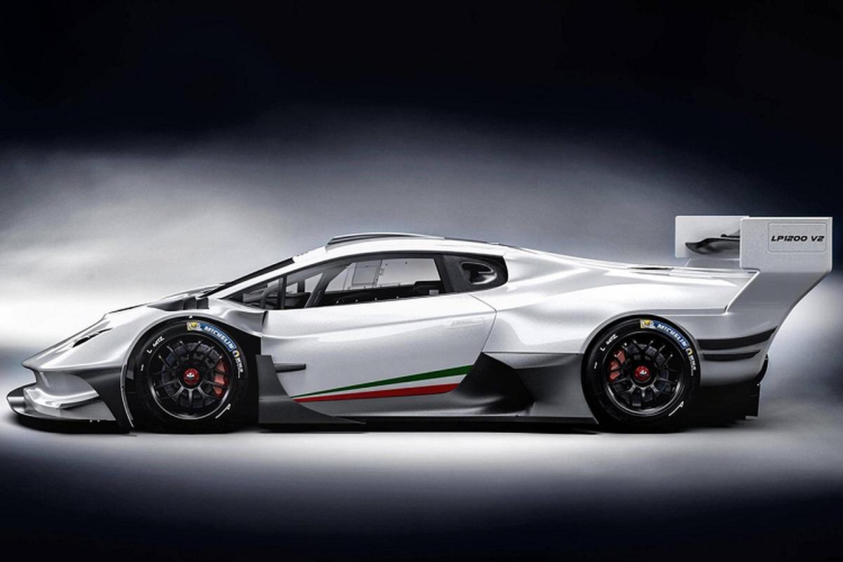 Sieu xe Lamborghini Huracan do phong cach xe dua 1.200 ma luc-Hinh-5
