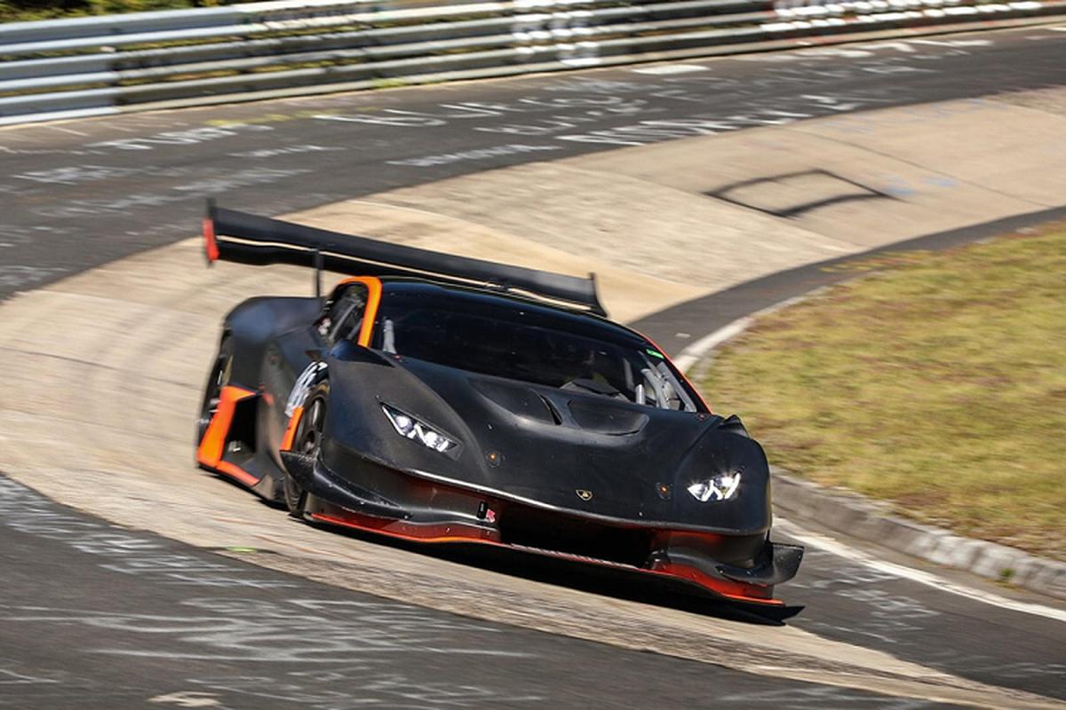 Sieu xe Lamborghini Huracan do phong cach xe dua 1.200 ma luc-Hinh-6