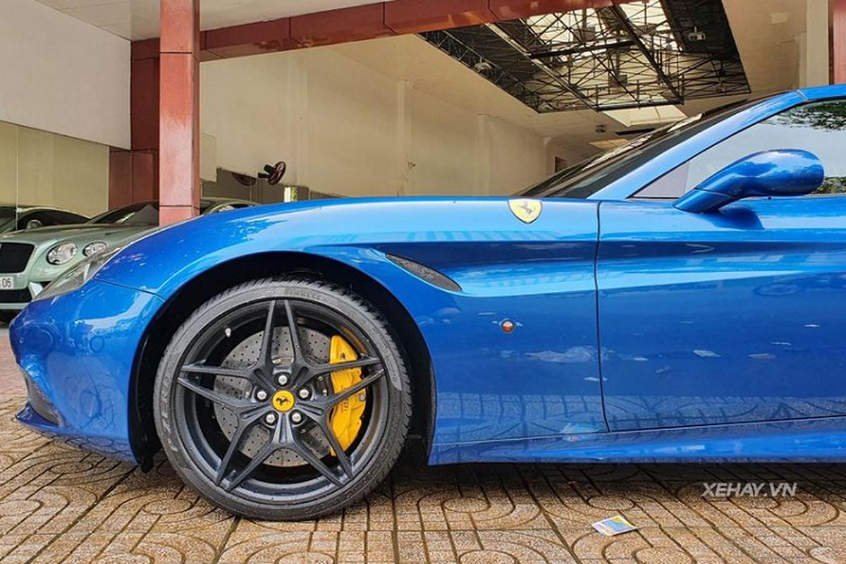 """Ferrari California T cua ong Dang Le Nguyen Vu """"tai xuat"""" o Sai Gon-Hinh-2"""