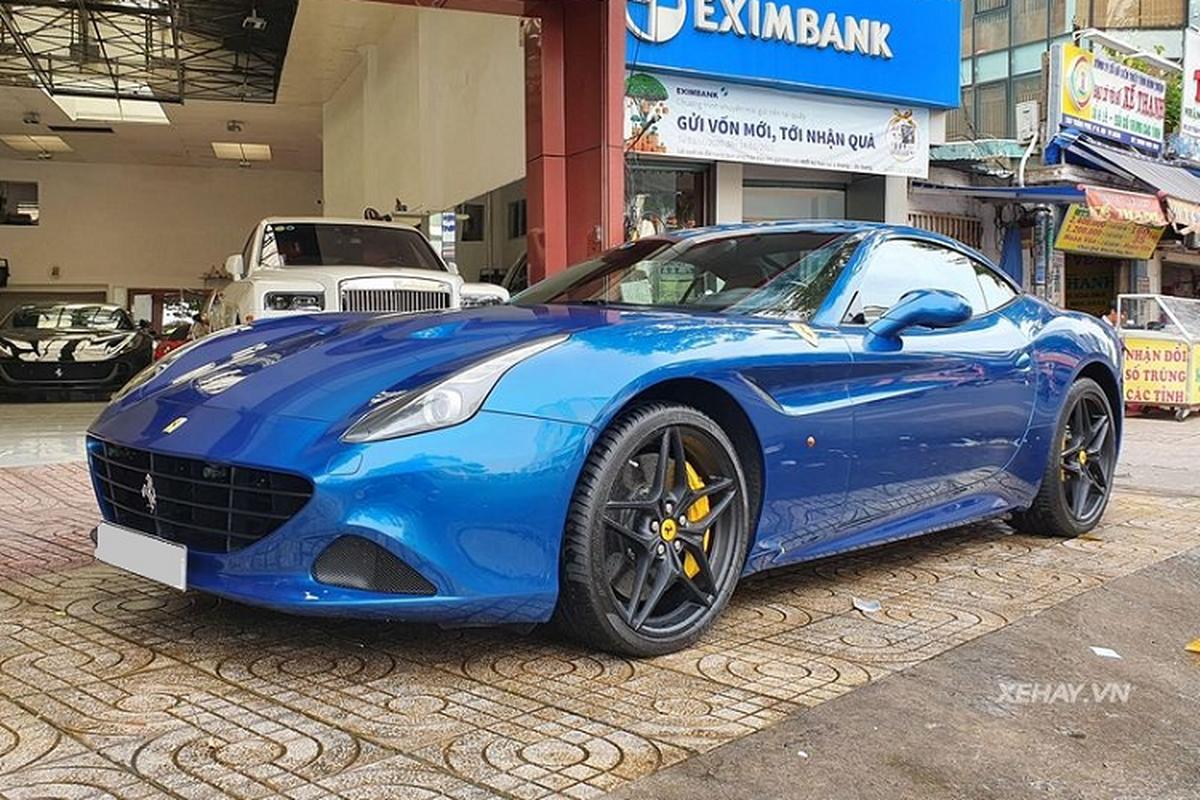 """Ferrari California T cua ong Dang Le Nguyen Vu """"tai xuat"""" o Sai Gon-Hinh-3"""
