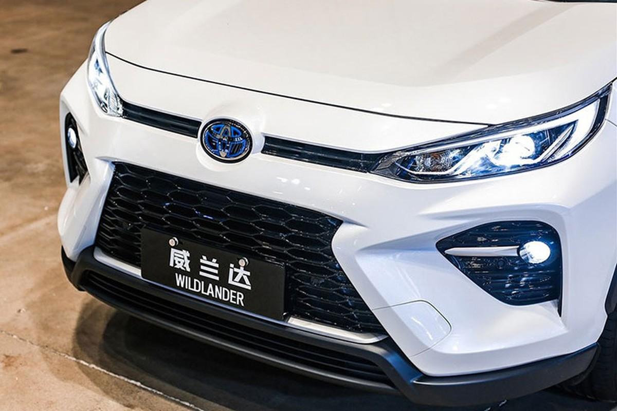 Toyota Wildlander phien ban