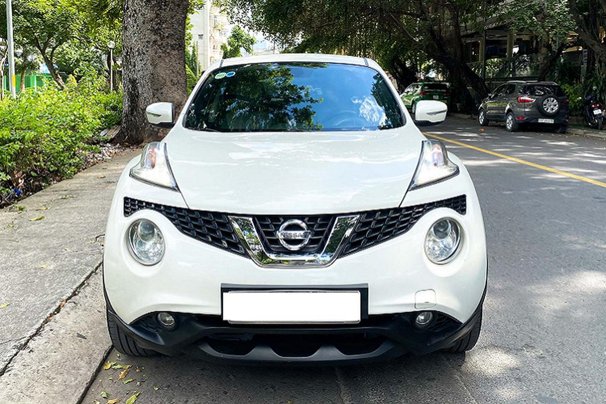 Co nen mua Nissan Juke 2015 duoi 700 trieu tai Viet Nam?-Hinh-2
