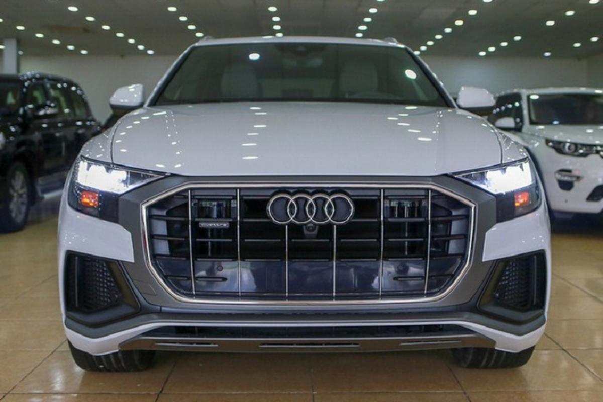 Le Quyen tau SUV hang sang Audi Q8 chinh hang hon 5 ty dong-Hinh-7