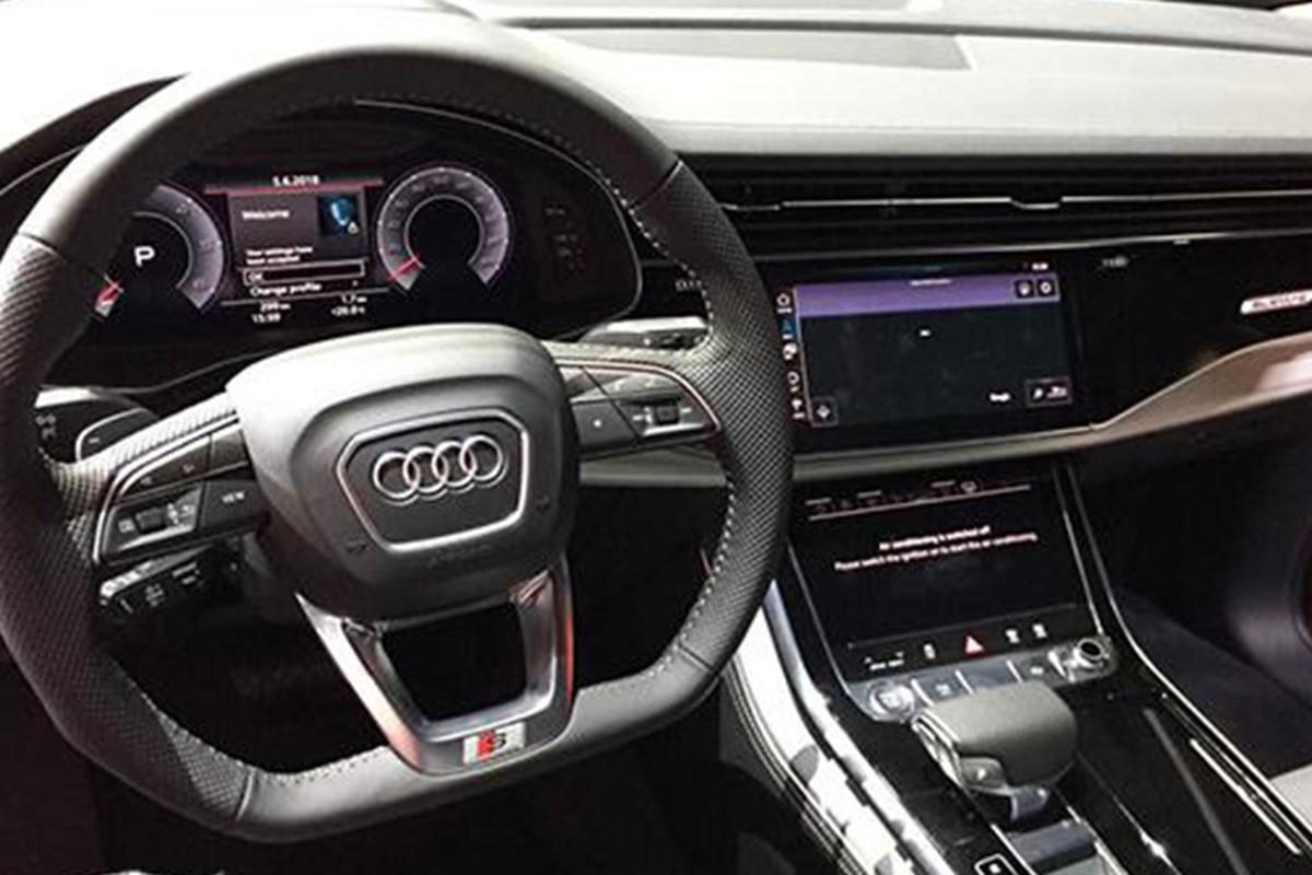 Le Quyen tau SUV hang sang Audi Q8 chinh hang hon 5 ty dong-Hinh-5