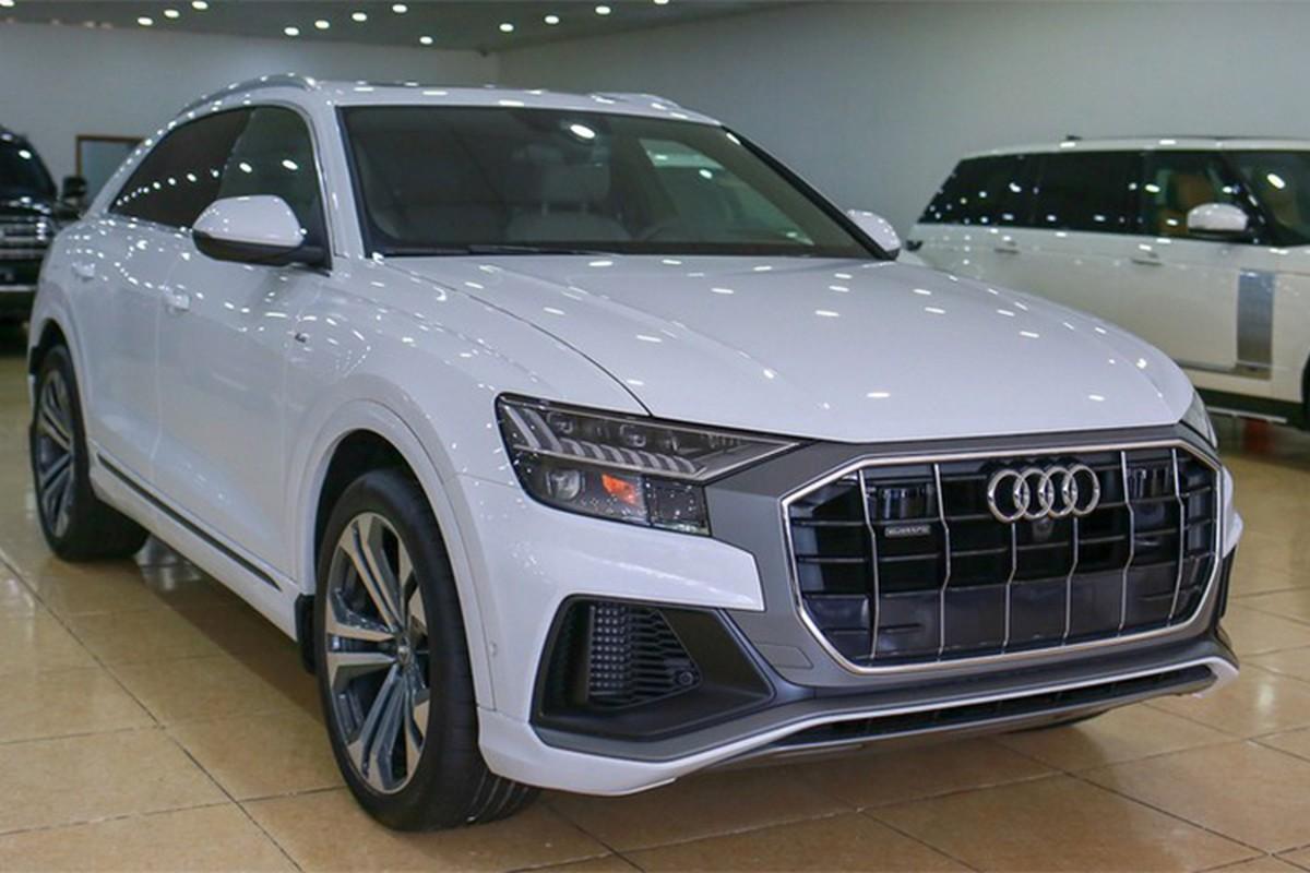 Le Quyen tau SUV hang sang Audi Q8 chinh hang hon 5 ty dong-Hinh-6