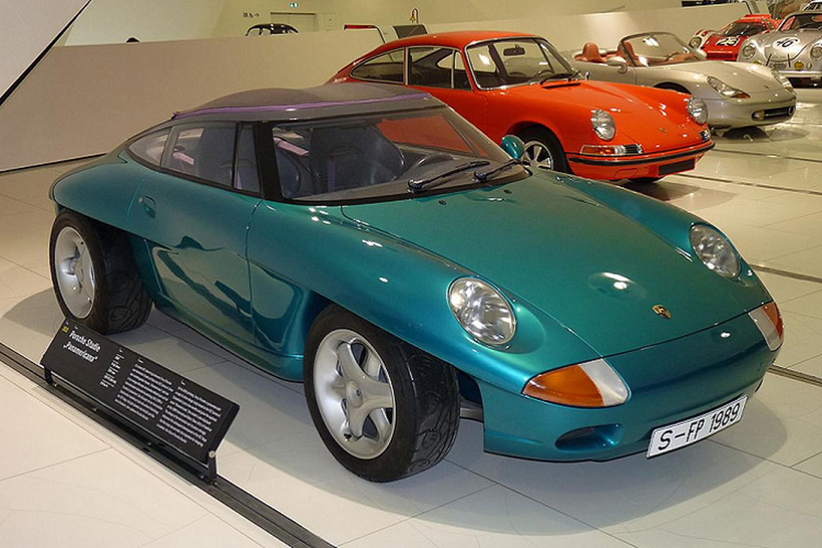 Porsche Panamericana - concept 911 tao bao suyt duoc san xuat-Hinh-2