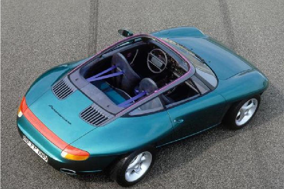 Porsche Panamericana - concept 911 tao bao suyt duoc san xuat-Hinh-7