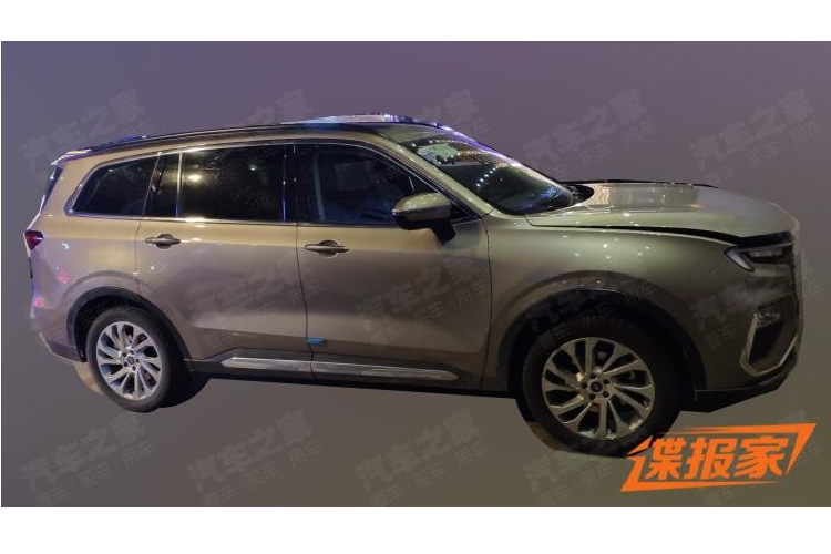 SUV co trung Ford Equator 2021 moi chinh thuc lo dien-Hinh-5
