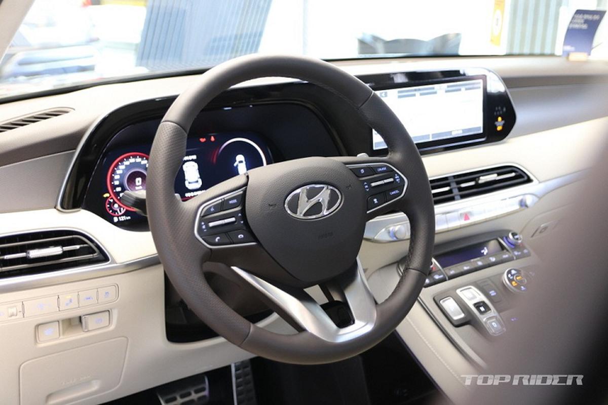 Hyundai Palisade VIP hon 1 ty dong, noi that