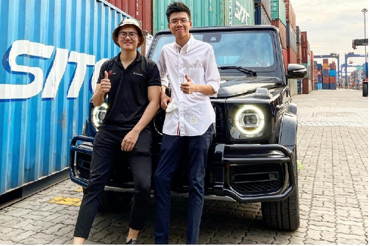 Em trai Phan Thanh