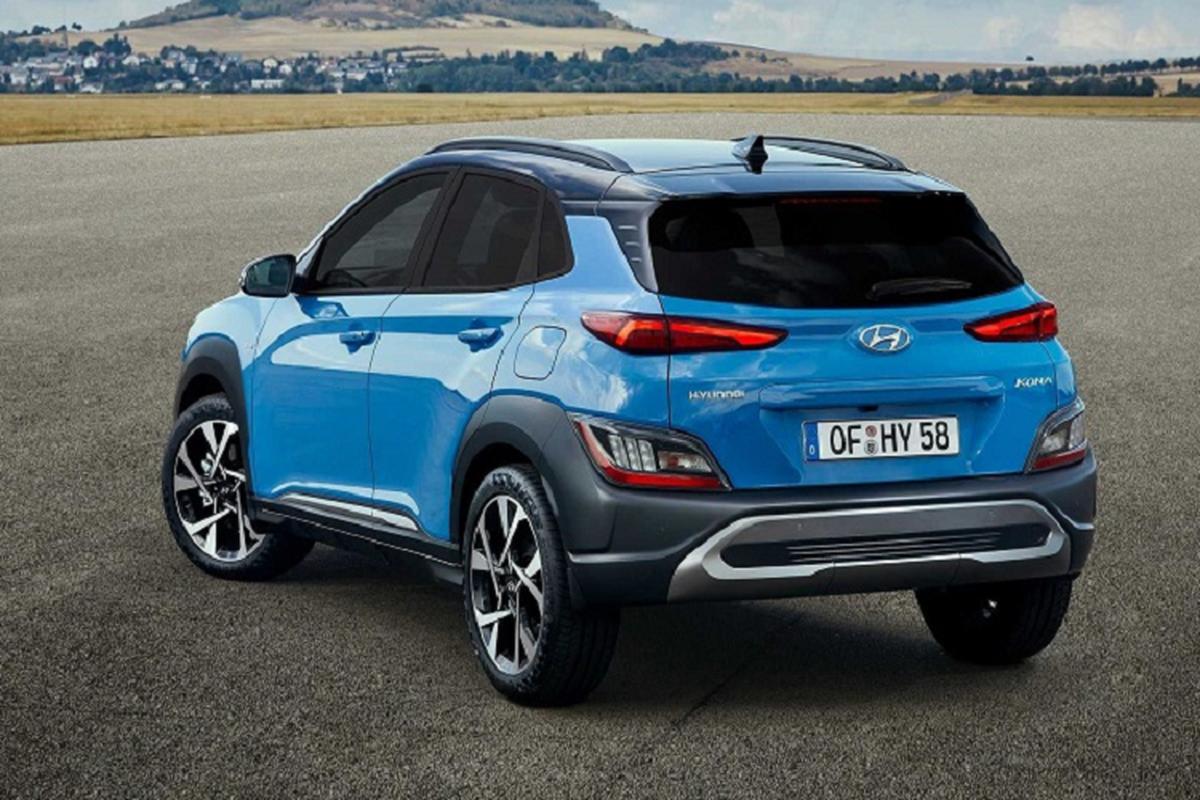 Hyundai Kona 2022 duoc trang bi nhung gi de dau Kia Seltos?-Hinh-2