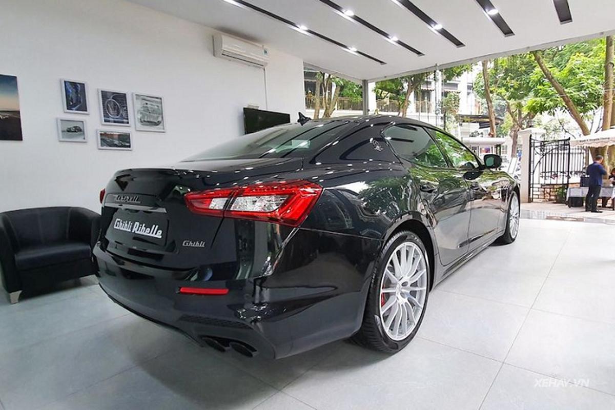 Chiem nguong Maserati Ghibli Ribelle doc nhat tai Viet Nam-Hinh-4
